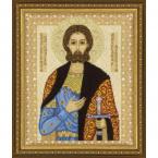 """Набор для вышивания Риолис 1424 """"Святой князь Александр Невский"""" 29х35 см."""