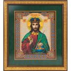 """Набор для вышивания Panna ЦМ-0808 """"Икона Господь Вседержитель"""" 23,5х28 см."""